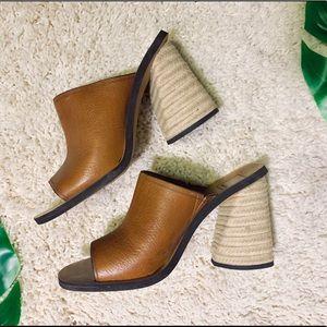 Dolce Vita Alba Heel in Brown